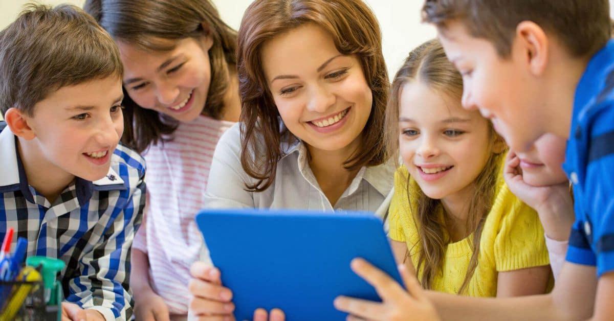 modernização para escolas