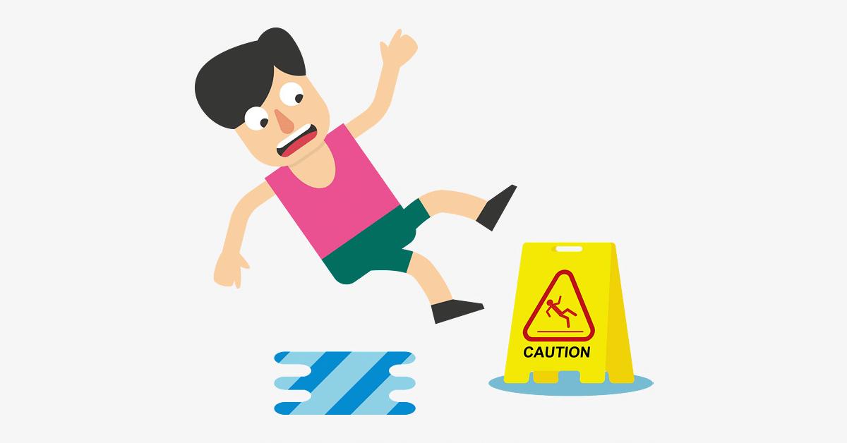 Prevenção de acidentes na escola