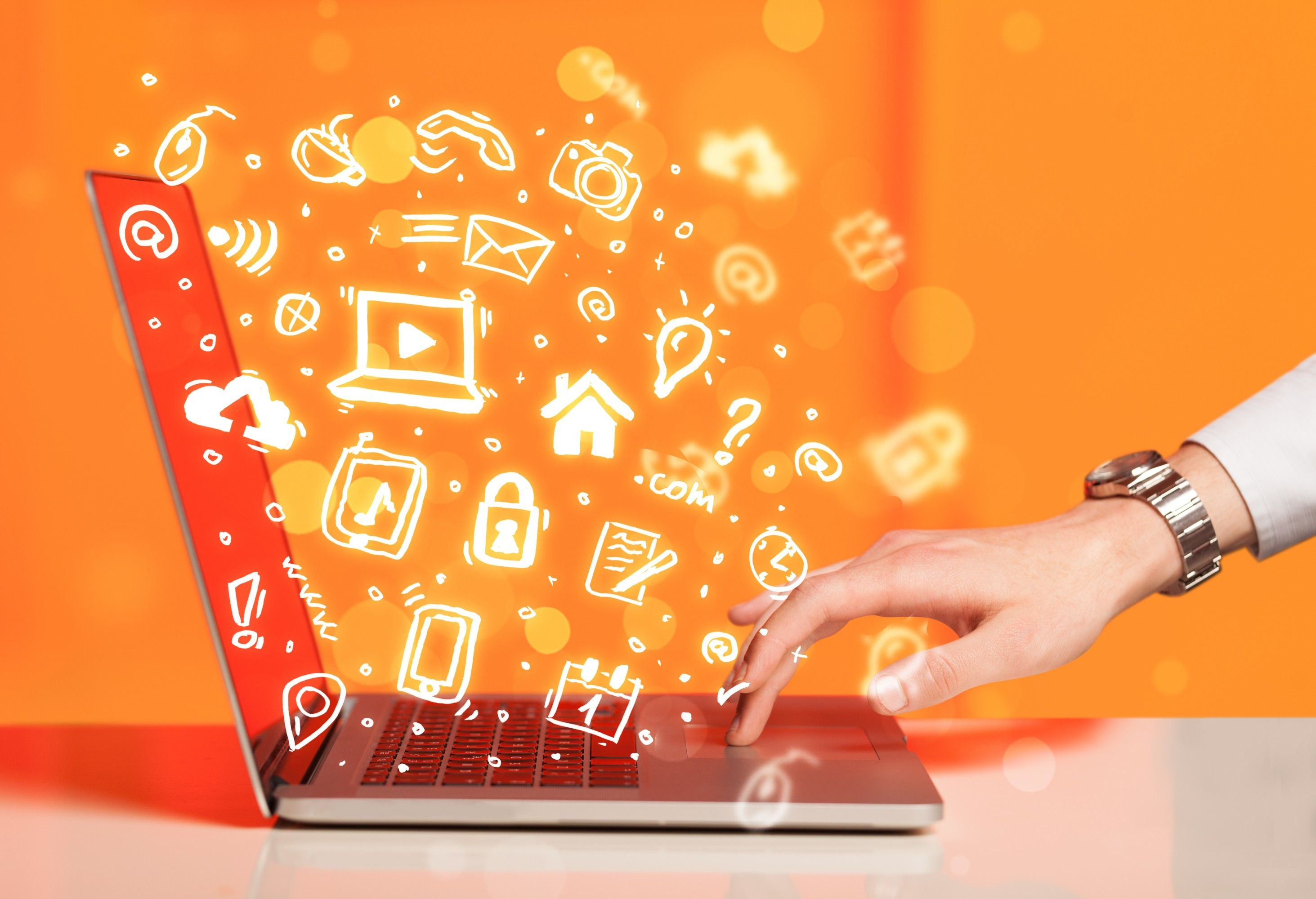 redes sociais na educação