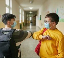 escola segura em tempos de pandemia